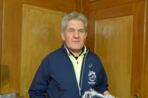 GV 2015 Heinz Dünner Ehrenmitglied